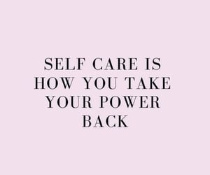 quotes and self care image
