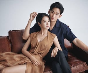 Korean Drama, kim soo hyun, and kdrama image