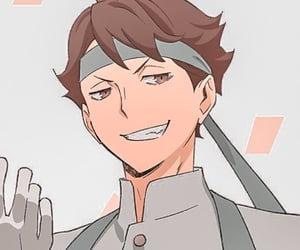 anime, anime boys, and haikyuu anime image