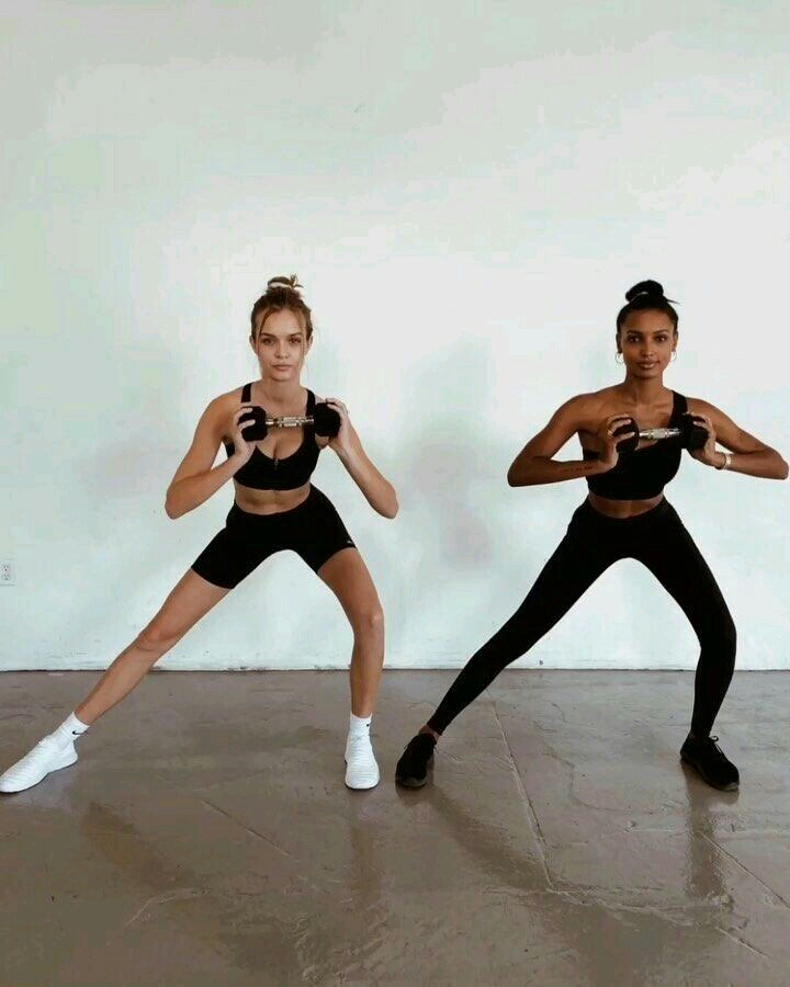 Image de black, f, and fitness