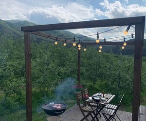 bbq, cozy, and drinks image