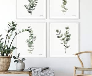 etsy, kitchen print, and set of 4 image