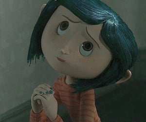 animation, cartoons, and coraline image