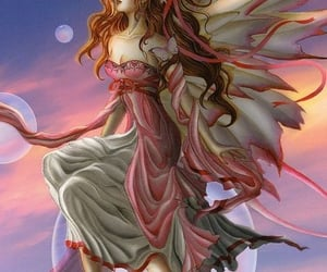 beautiful, fairy, and magic image