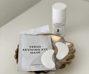 beauty, cosmetics, and eye mask image