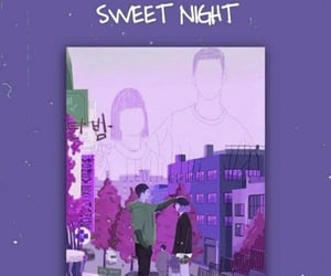 cover, bts, and purple image