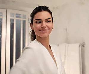 gif and kendall jenner image