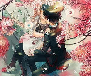 anime, toilet bound hanako-kun, and art image