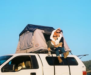 camping, cortez, and travel image