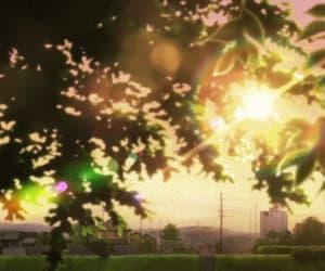 anime, anime gif, and gif image