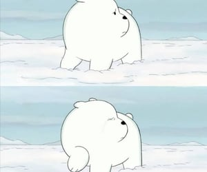 animation, cute, and we bare bears image