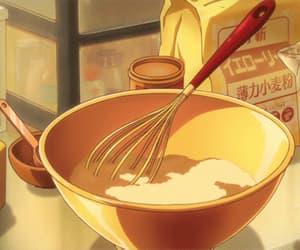 anime food, food, and gif image