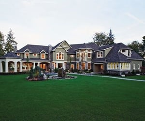 dream house and home image