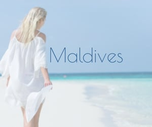 Maldives, wandering, and tourist road trip image