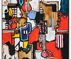 art, contemporary art, and abstract expressionism image