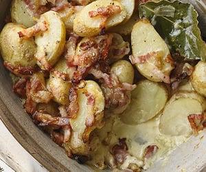 bacon, bake, and potato image