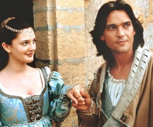 drew barrymore, ever after, and dougray scott image