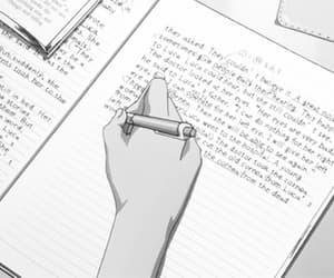 gif, write, and writer image
