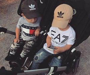 adidas, kids, and boys image