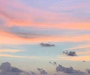 clouds, colorful, and day image