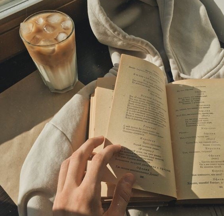book, coffee, and aesthetic image