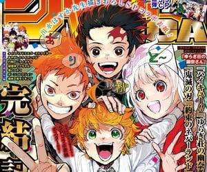 anime, magazine, and haikyuu image