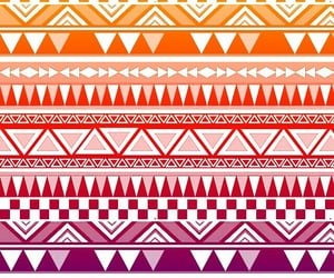 ethnic, pattern, and scrapbook image