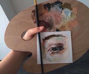 art, artist, and becca image