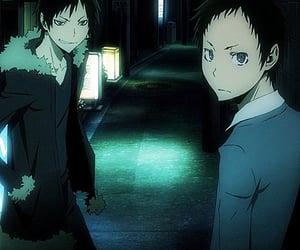 anime, cute, and durarara image