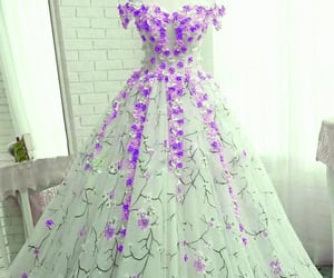 aesthetic, bride, and gown image