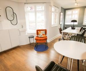 office design, interior design, and office interior image