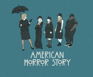 series, american horror story, and lockscreens image