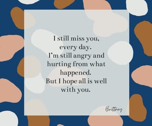 dp, i miss you, and quote image