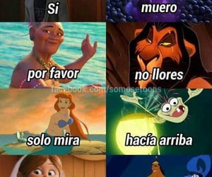 disney, frases, and memes image