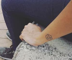 brazilian, lp, and tattoo image