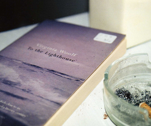 book, virginia woolf, and to the lighthouse image