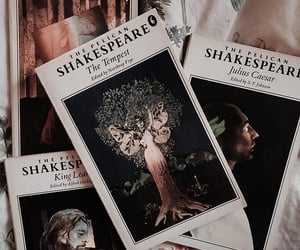 book, shakespeare, and aesthetic image