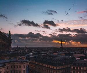 city, night, and travel image
