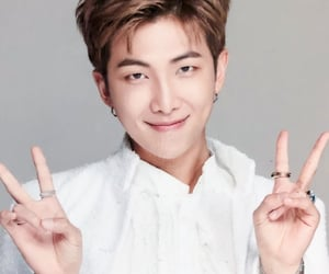 rm, kim namjoon, and bts image