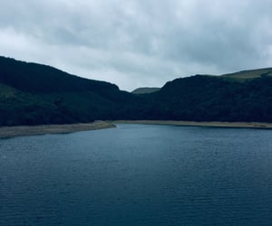 countryside, walking, and dam image