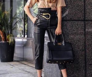 blogger, bottega veneta, and fashion image