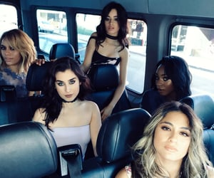fifth harmony, camila cabello, and ally brooke image
