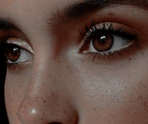 arab, middle eastern, and eyes image