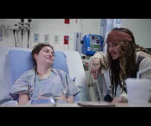 jack sparrow and video image
