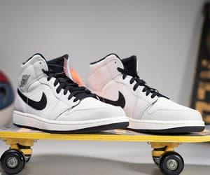 jordan sneakers, air jordan shoes, and air jordan 1 image