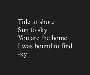 lost and found, quotes, and black and white quotes image