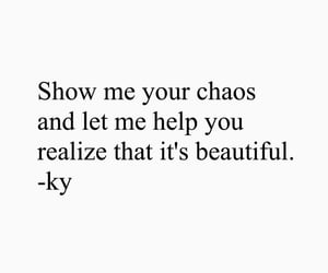 beautiful mess, love quotes, and poems image