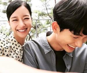 kdrama, kim soo hyun, and seo ye ji image