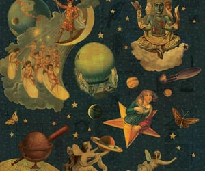 the smashing pumpkins, art, and smashing pumpkins image