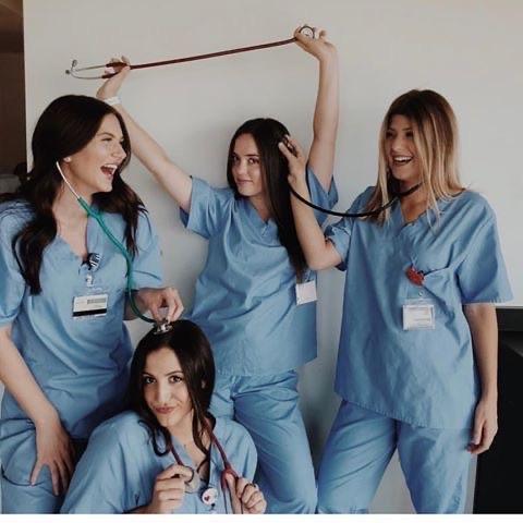 article, hospital, and nursing image